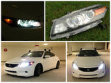 Honda Accord Coupe (2008-2013) Headlight Performance & Style Package
