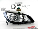 Honda Civic (2006-2011) (JDM/FD2 Front-End) Headlight Package