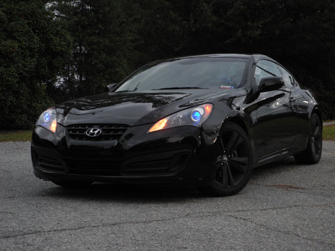 Hyundai Genesis Coupe Headlight Performance & Style Package