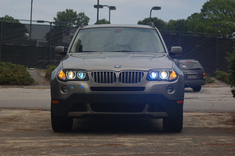 BMW X3 (E83: 2003-2010) Headlight Package