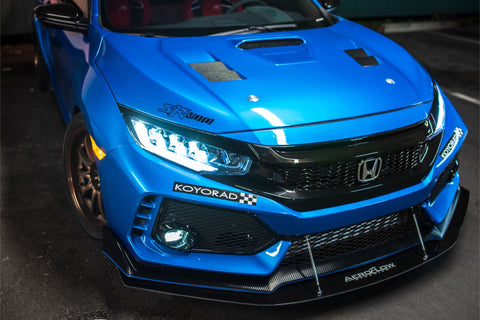 Honda Civic (2016+) XB LED Headlights *RTS*