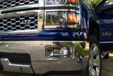 Chevrolet (Square) XB LED Fogs