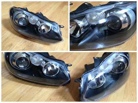 Volkswagen Golf (MK6: 2008-2012) Headlight Package