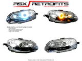Mazda Miata MX-5 (NC: 2005-2008) Headlight Performance & Style Package