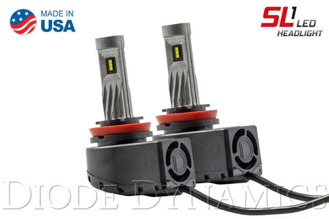 H9: SL1 LED Headlight Bulbs