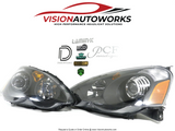 Acura RSX (2002-2004) Headlight Package