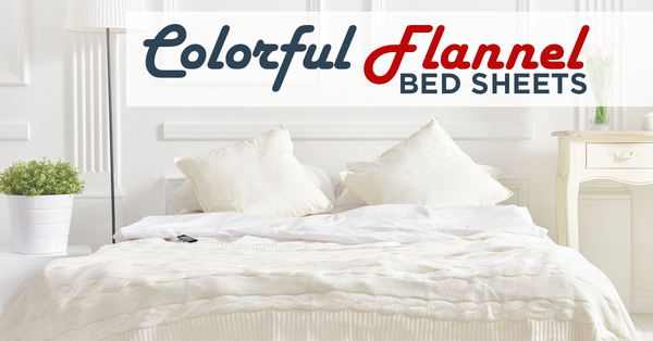 Buy Cotton Flannel Bed Sheets In Your Favorite Color