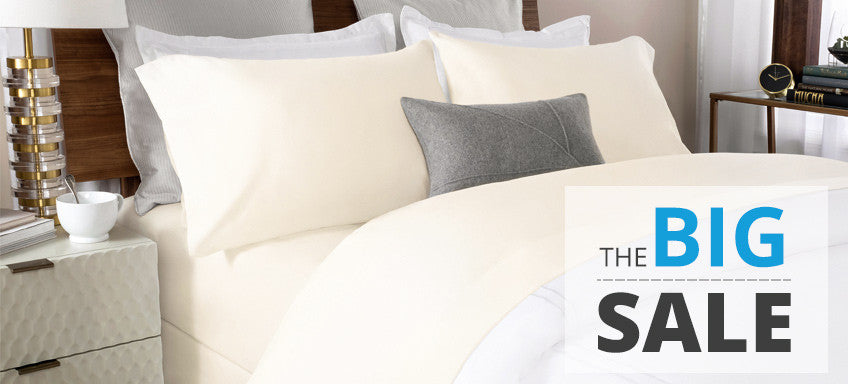 The Big Sale On Bed Linen