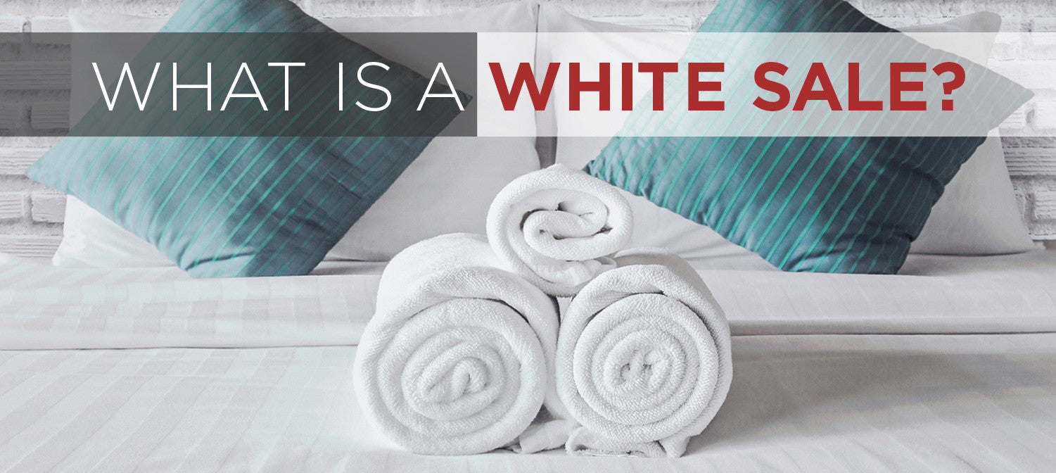 What Is White Sale?