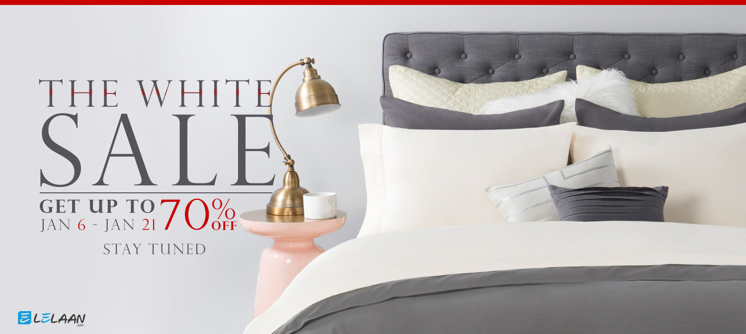 The White Sales On Cotton Sheet Sets