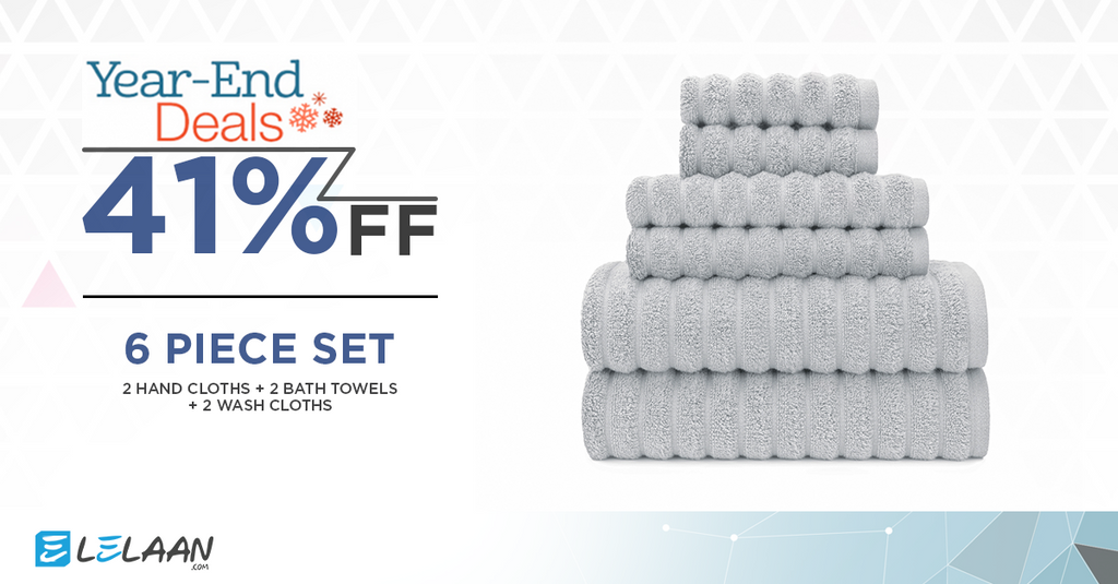 Buy best hand towels on Year-end Sale