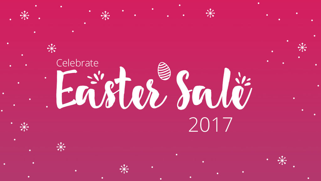Easter Holiday Sale, Celebrate Easter Sale