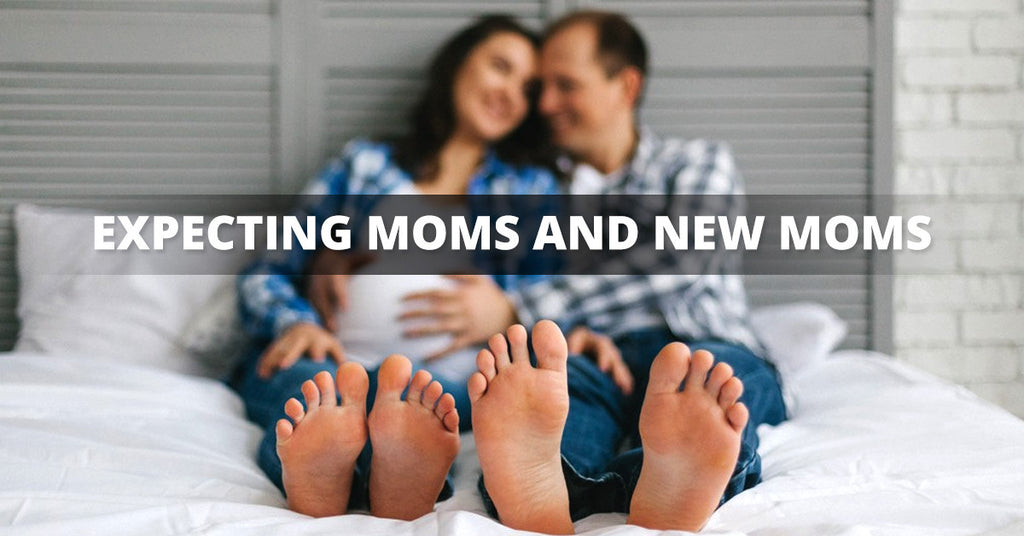 Expecting Moms And New Moms