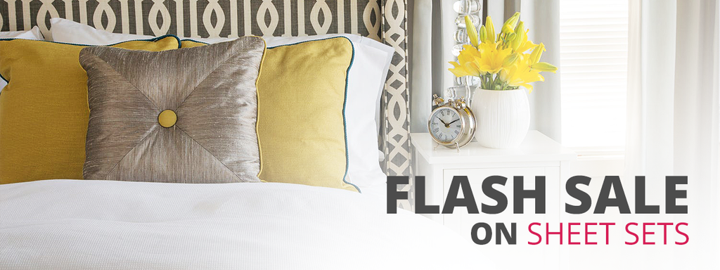 Flash Sale On Sheet Sets, Sheet Sets Flash Sale