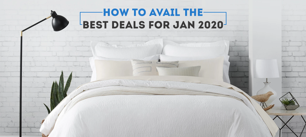 Best White January Sales 2020