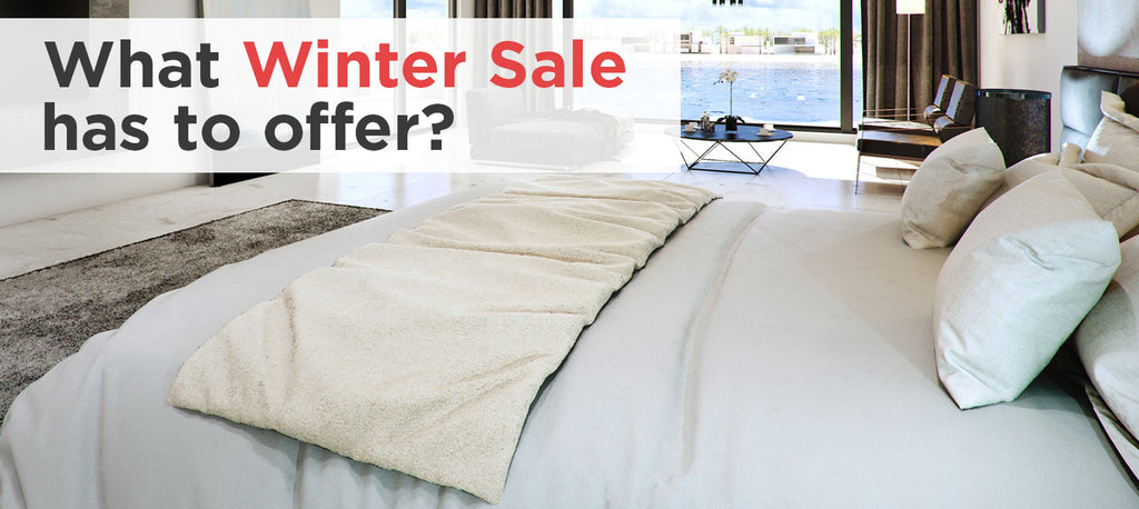 What Winter Sale has to offer?