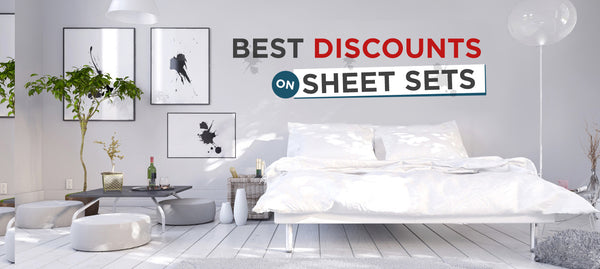Best Sheet sets on January White Sale