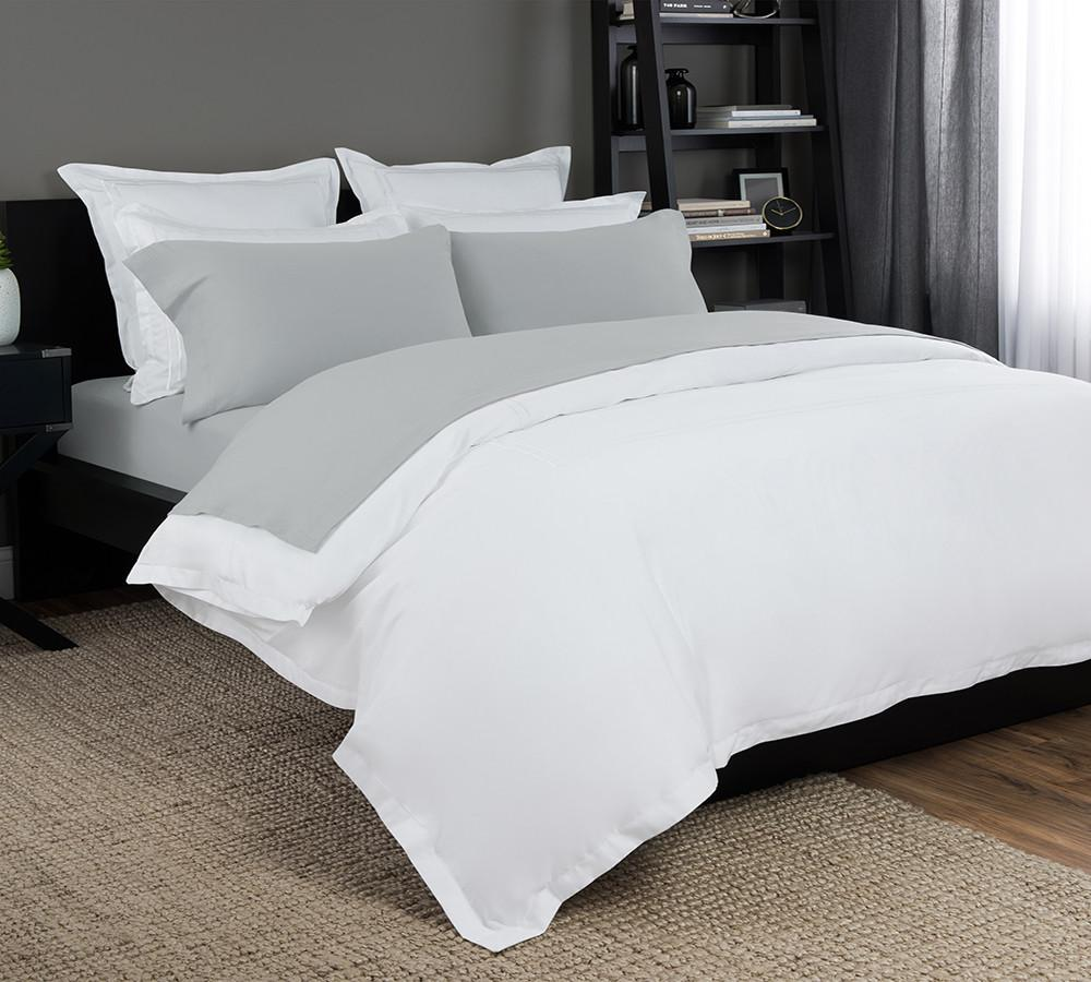 ... Solid Jersey Sheet Set In Grey   Jersey Sheet Sets Online, Best Jersey  Sheet Sets ...