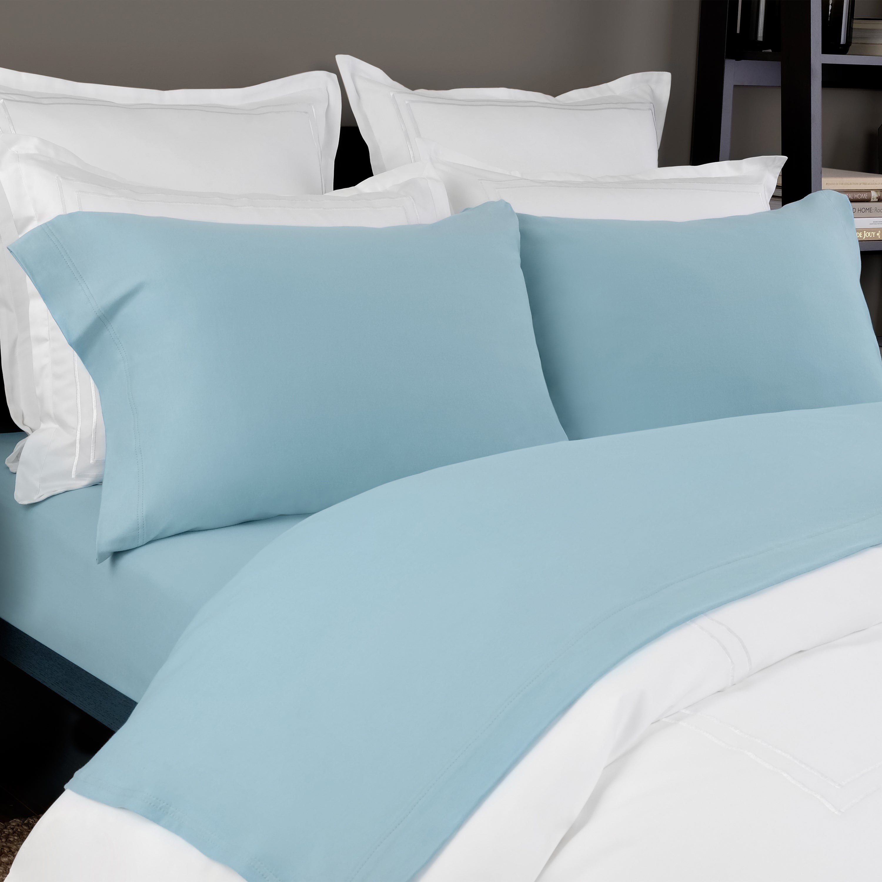 4572b7c38e Say Goodbye to Sleepless Nights, And Sleep on our 100% Cotton Jersey Linen,  Breathable, And Luxurious Jersey Knitted Sheet Set
