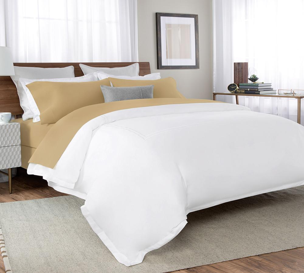 ... Solid Percale Sheet Set In Tan   Percale Sheet Set Online, Best Percale Sheet  Sets ...