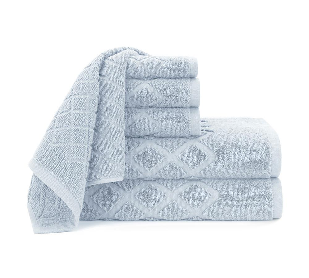 The Best Bath Experience, Luxury Hotel & Spa Towels - Cashmere Blue ...