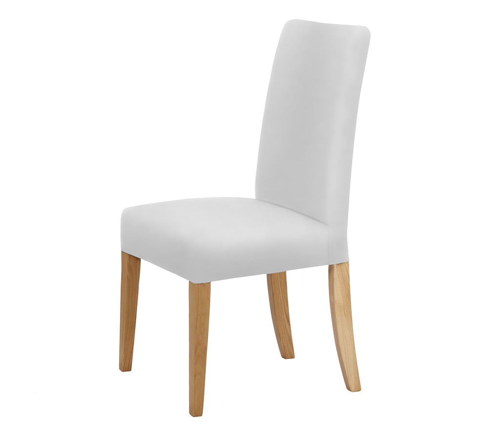 Wondrous Dyed Lycra Chair Cover White Stretch Chair Slipcovers Set Solid Chair Cover Dining Chair Cover Set Pabps2019 Chair Design Images Pabps2019Com