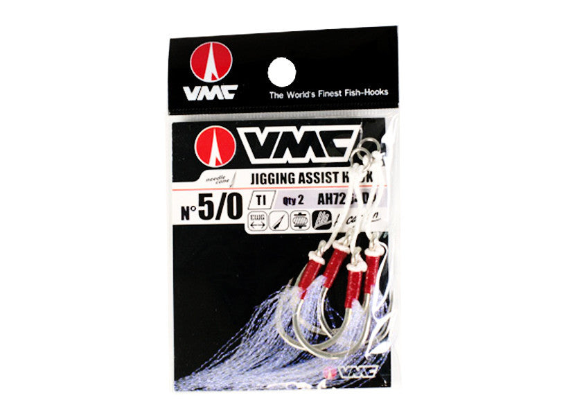 VMC Jigging Assist Hook (7264DA)