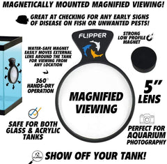Deepsee MAX Magnified Aquarium Viewer 5""