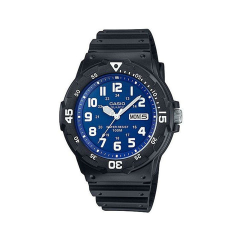 Casio Resin MRW-200H-2B2 Watch (New with Tags)