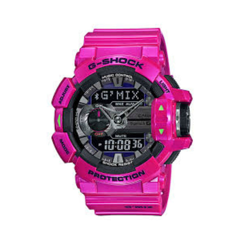 Casio G-Shock GBA-400-4C Watch (New with Tags)