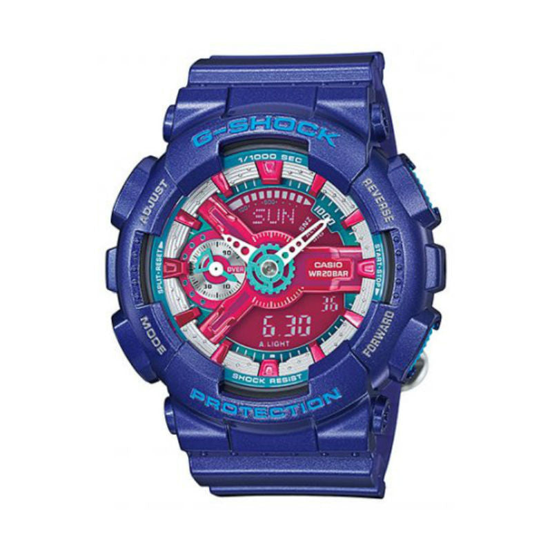 Casio G-Shock GMA-S110HC-2A Watch (New with Tags)