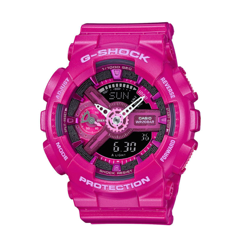 Casio G-Shock GMA-S110MP-4A3 Watch (New with Tags)