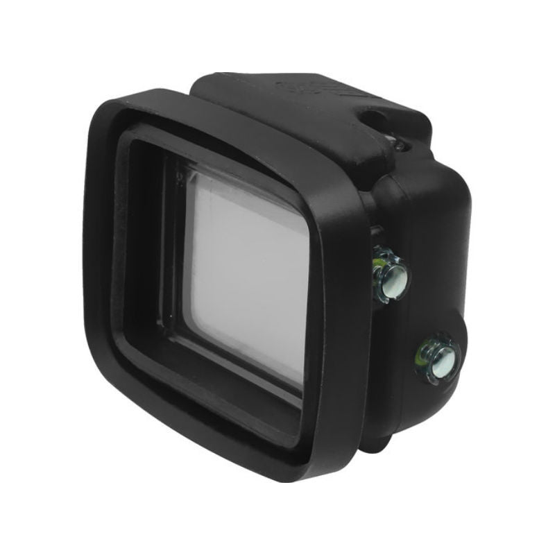 Big Balance MS1 GoPro Shade for GoPro Hero 4 Black / 3+ / 3 GoPro Shade Dive Housing with LCD BacPac (Black)