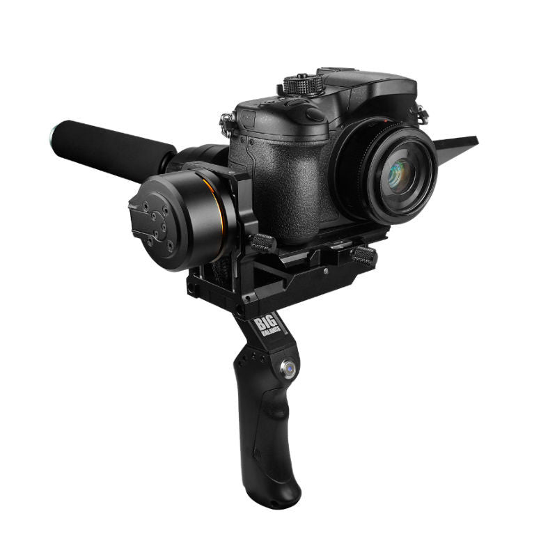 Big Balance 2-Axis Handheld Gimbal GN1 Plus for Mirrorless Camera