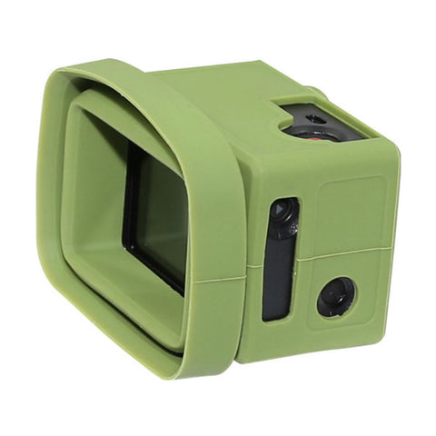 Big Balance MS5 GoPro Shade for Naked GoPro Hero 4 Black / 3+ / 3 (Green)
