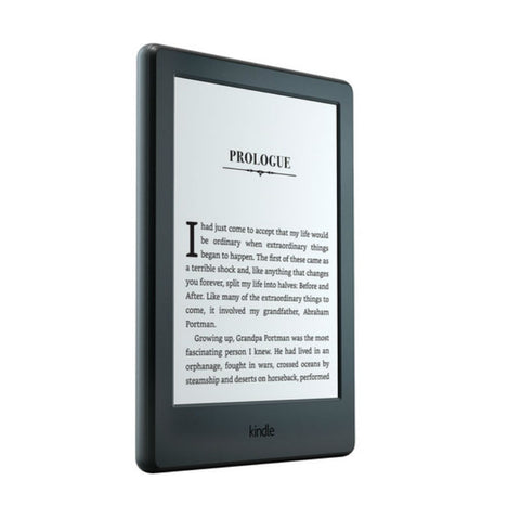 Amazon Kindle E-Reader 2014 6 inch Wi-Fi (7th Generation) Black