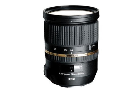 Tamron SP 24-70mm F/2.8 Di VC USD (Sony) Telephoto Lens