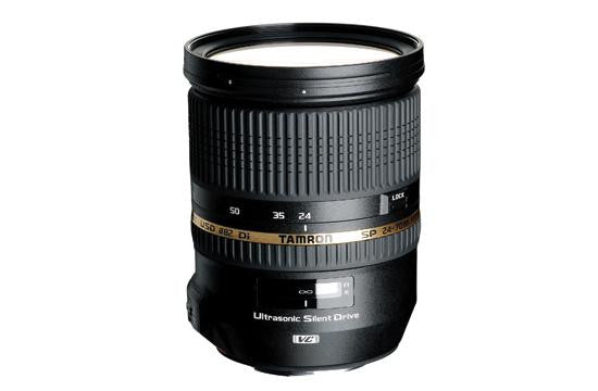 Tamron SP 24-70mm F/2.8 Di VC USD (Nikon) Telephoto Lens