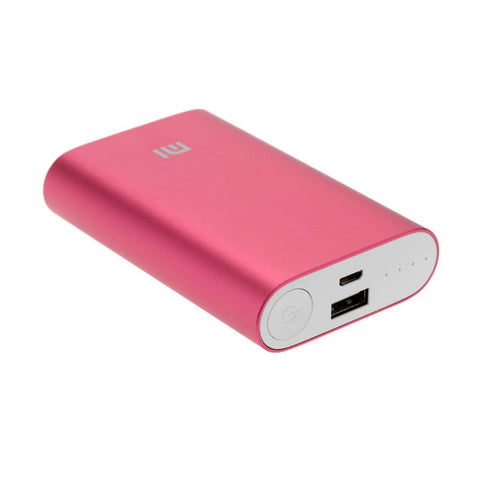 Xiaomi Mi 10000 mAh Power Bank (Red)
