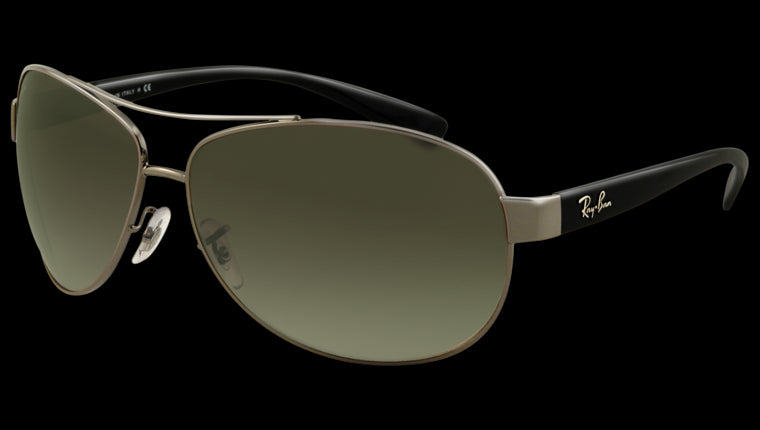 Ray-Ban RB3386 Aviator 004/71 (Size 63) Sunglasses