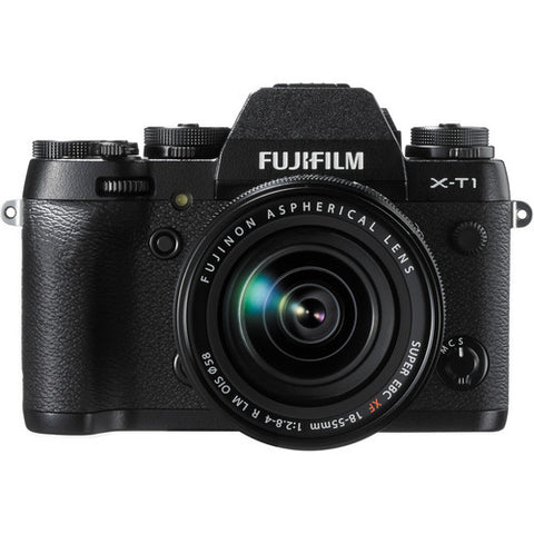 Fujifilm X-T1 Kit with 18-55mm Lens Black Mirrorless Digital Camera