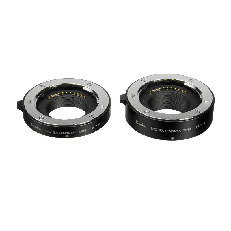 Kenko Auto Extension Tube Set for Micro Four Third