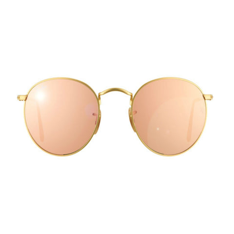 Ray-Ban RB3447 Round Flash (112/Z2) (Size 50)