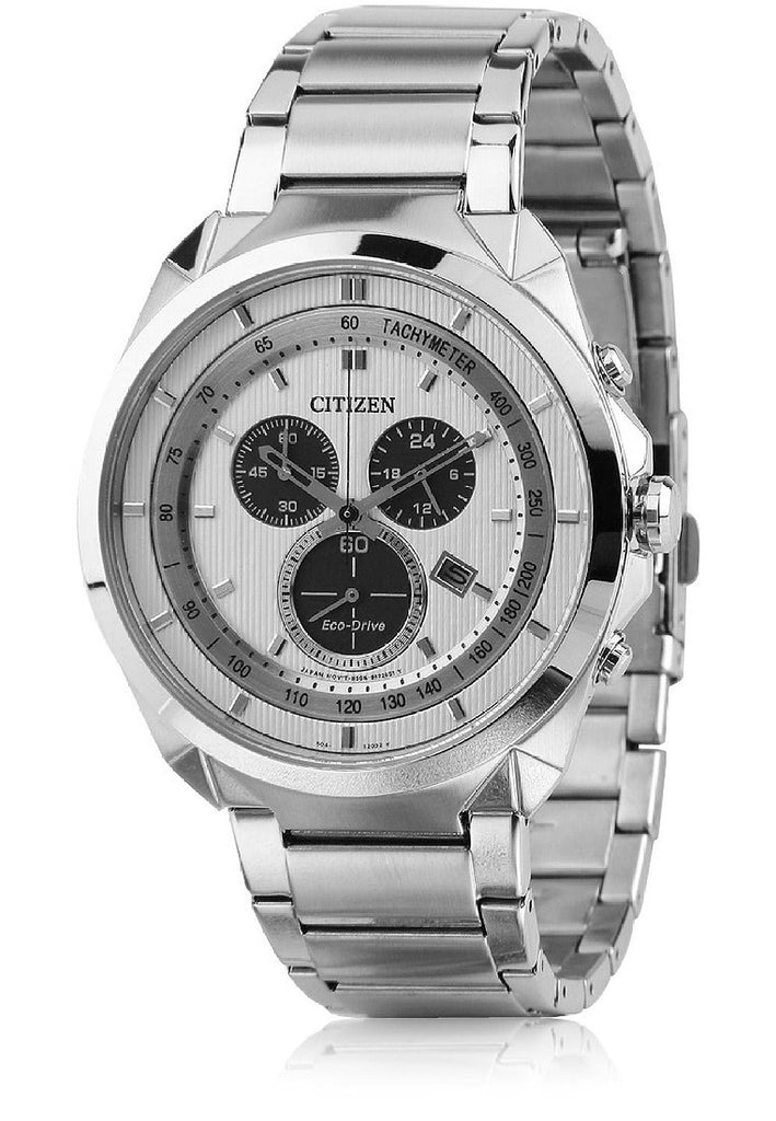 Citizen Eco-Drive Chronograph AT2150-51A Watch (New with Tags)