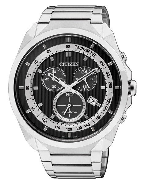 Citizen Eco-Drive Chronograph AT2150-51E Watch (New with Tags)