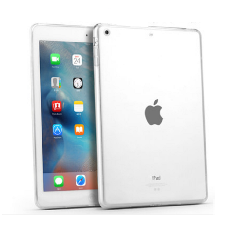 Thin Protective Sleeve Shell for Apple iPad Air Transparent