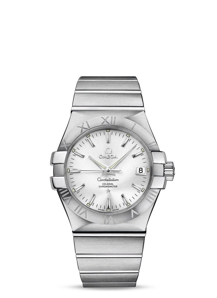 Omega Constellation Co-Axial 123.10.35.20.02.001 Watch (New with Tags)