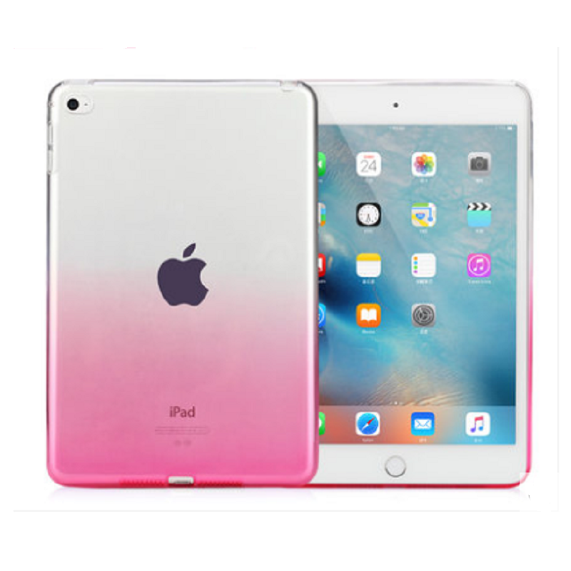 Thin Protective Sleeve Shell for Apple iPad Air2 (Gradient Powder)