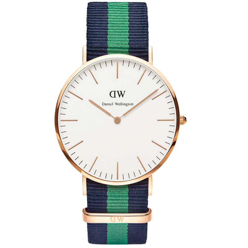 Daniel Wellington Warwick 0105DW Watch (New with Tags)