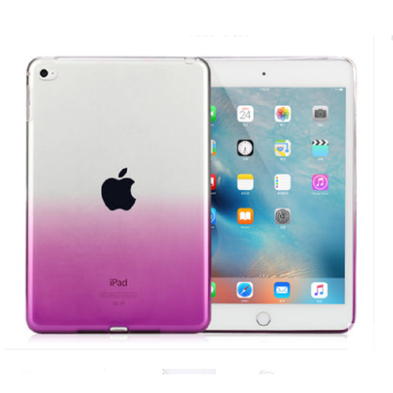 Thin Protective Sleeve Shell for Apple iPad Air2 (Gradient Purple)